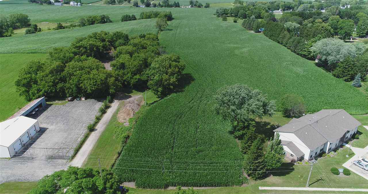 11.5 AC Cemetery Rd ROAD, COURTLAND, WI 53956
