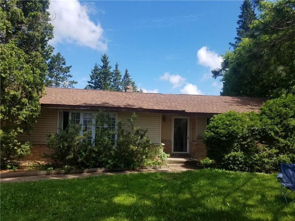 Affordable home in the village of Exeland ? just bring your hammer and nails for the finishing touches. This ranch style house has a good sized attached garage and is situated on a nice corner lot. 4 bedrooms and an office offer plenty of room for the whole family.