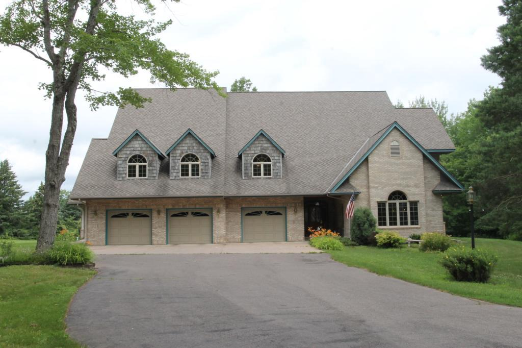 One of Ashland's finest homes. Just minutes from the hospital and schools located on a dead end road. Take your golf cart to the 18th hole of the Golf Course which is only a short distance away. Large master bedroom with master bath. Large open kitchen that overlooks the family room with a beautiful fireplace. Walkout to the open 4 season room that overlooks the oversized back yard. Formal dining room along with an additional sitting room. Large heated 3 stall garage and additional large garden shed.