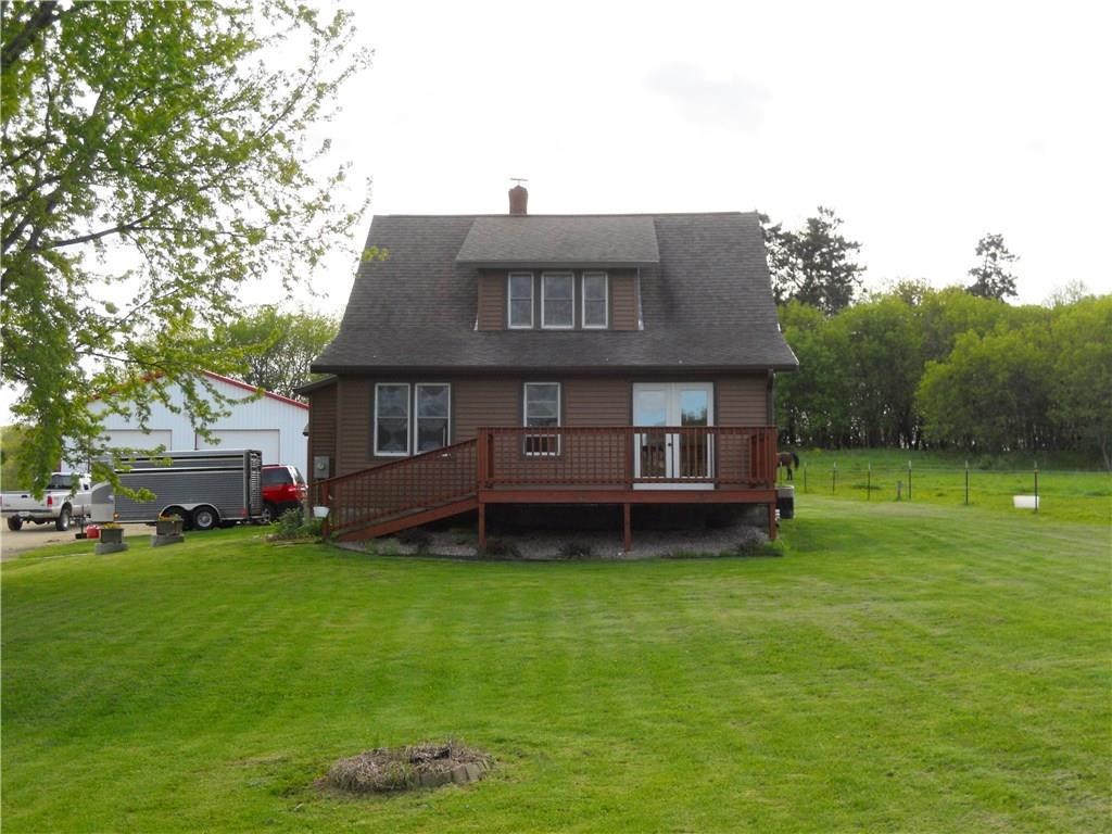 Amazing country setting located just outside of Whitehall. This 10 acre hobby farm offer a 1.5-story, 3-bed, 1-bath home featuring vinyl replacement windows, newer furnace, added insulation, vinyl siding, 2-car detached garage, a peaceful 16x10 front deck, and an INCREDIBLE 42x40 shop with in-floor heat & two 14ft doors to work on equipment large and small! A wood boiler heats both the shop & the house. This property also has a 48x44 barn with pastures to house a variety of animals. Call NOW!!!!
