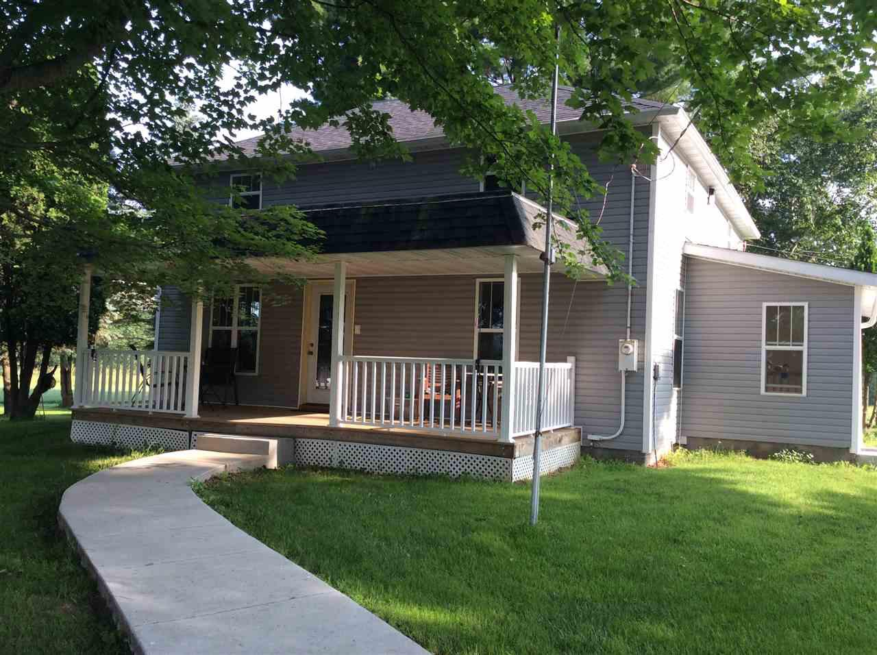 Homes For Sale With Pole Barn In Plymouth Wi Realty