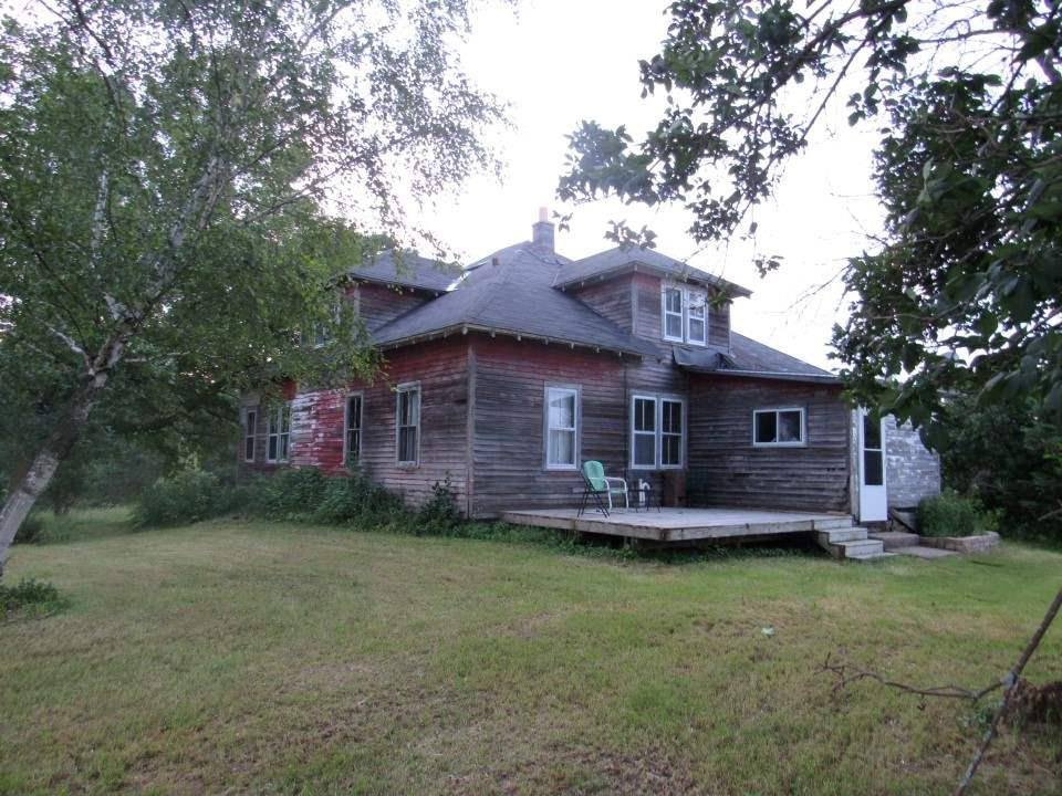 Just a big ol house, looking for a new family and some remodeling! 14 acres on the end of a dead end road. Private, a cool setting with a nice pole shed type garage and 2 small storage sheds. Plenty of space for gardening, or hunting, or maybe run a few beef cows or horses. Square footage is an estimate.
