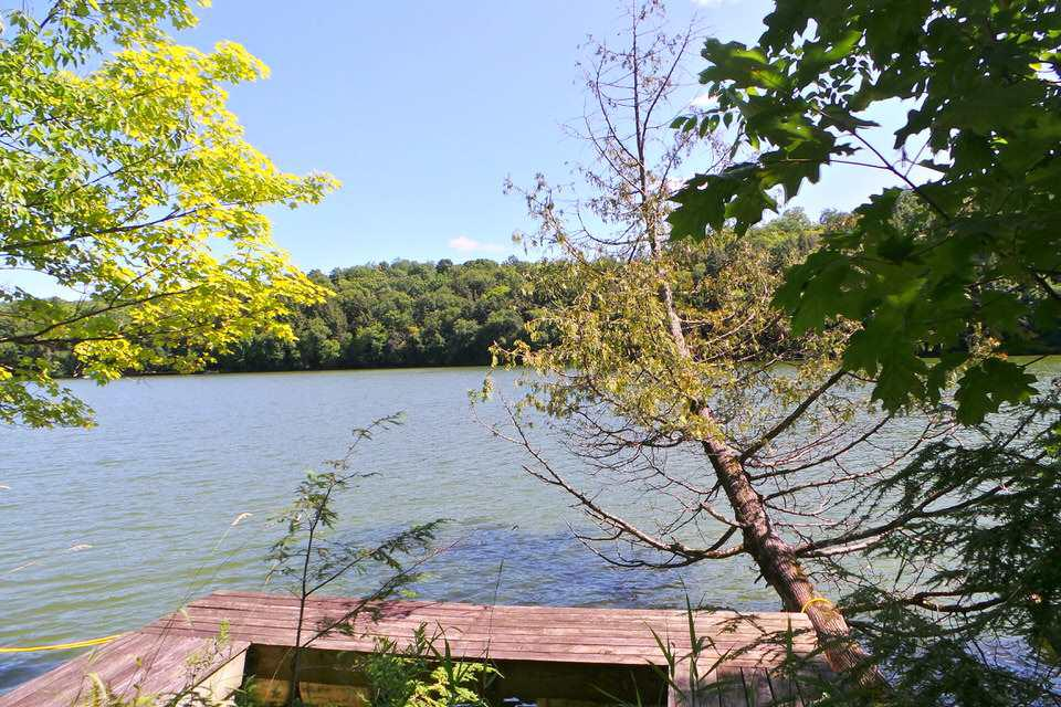 Cabin on 1 acre of land with approximately 100 ft of lake frontage on Spirit Lake. This cabin has electricity & is located close to numerous ATV, snowmobile, hiking & snowshoeing trails & is located close to Timm's Hill.