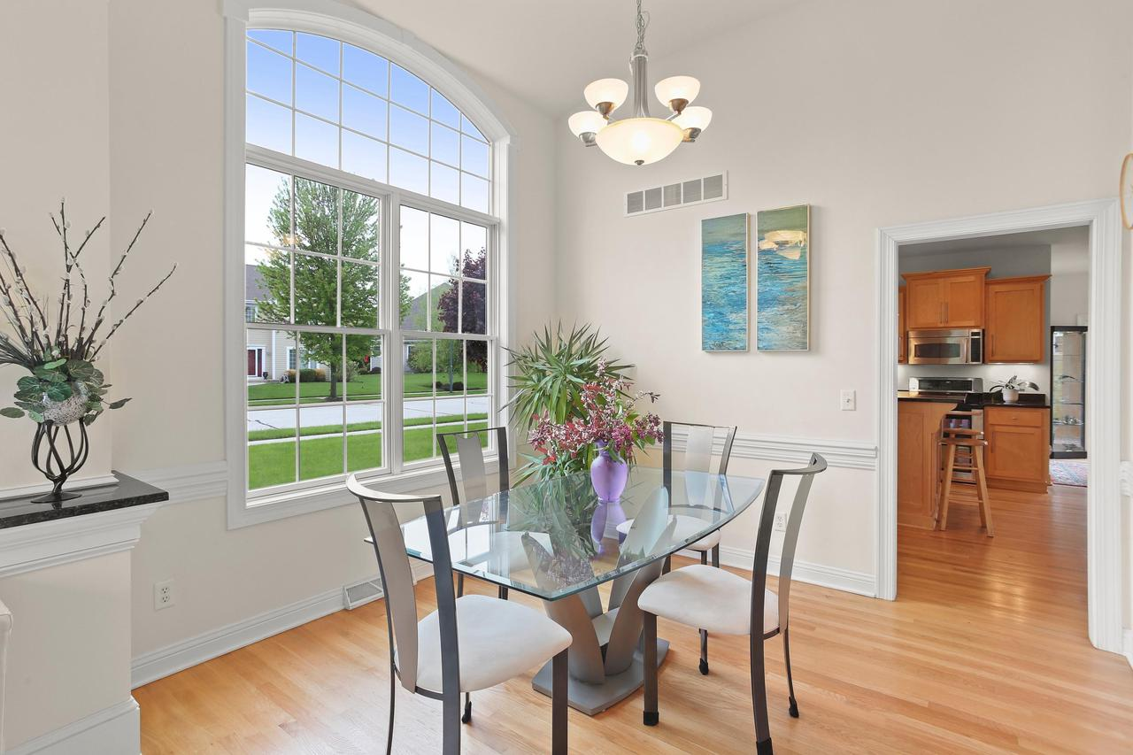Gorgeous home in sought after CEDARBURG SCHOOL DISTRICT. **MOTIVATED SELLER!** You'll be impressed with this meticulously maintained Hollywood style home. Grand 2-story Foyer filled with loads of natural light from the magnificent windows in the open and airy Living & Dining Room. Maple KIT has granite counters, an abundance of storage, center island and pantry. Huge sunny dinette gives you plenty of room to entertain. Open concept family room with maple hearth NFP. Master Bedroom has a private expansive bath featuring a walk-in shower with imported tiles from Spain, dual vanity, relaxing jetted tub and huge walk-in closet. Lower level offers full size windows, a family room, exercise room, rec room and spa room complete with a sauna.