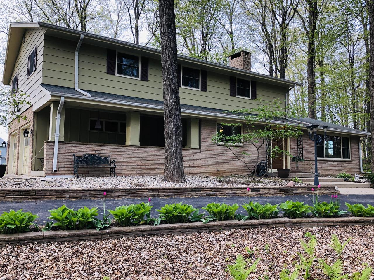 Don't miss your chance to own this retreat, tucked in the wooded wonderland that is Fox Lane!  This beautiful property offers a beautiful yard, sprawling rooms, and it's close to EVERYTHING.  This home is perfect for a growing family, with large bedrooms, 1st floor laundry, and plenty of room to entertain in the finished basement or large backyard. This is an AS IS sale, and price is reflective of work that yet needs to be completed.