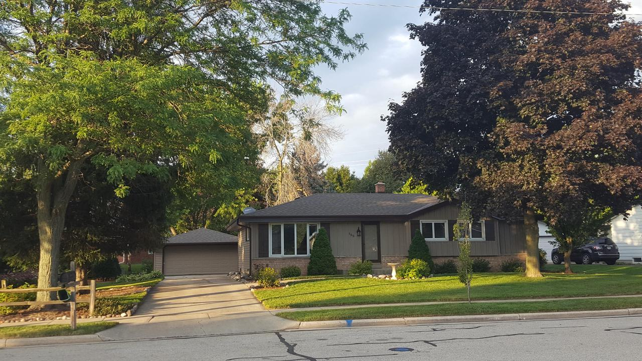 Wonderful 3BR 2BA ranch home in a great location that is close to parks, shopping, schools and more!  HUGE deck in the back that is perfect for entertaining and private.  New roof, gutters, soffit, fascia & siding late fall of 2018.  Updates throughout the home and USB outlets in bedrooms.  This home is move-in ready and a must see!!