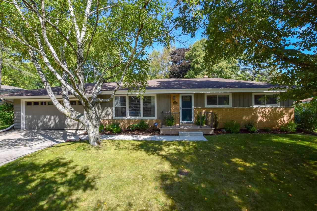 Fantastic, turn-key ranch in a great Cedarburg neighborhood and walkable to everything! 3 beds/1.5 baths, hardwood floors, 2 car attached garage, and huge finished space (with office/4th bedroom option) in the lower level. Tons of great updates including (but not limited to) newer windows, newer furnace/AC, new interior AND exterior doors, new front porch and walkway, new back patio, and fresh exterior paint. Pride in ownership is evident everywhere you turn at this wonderful property...including the great yard and immaculate landscaping! Top rated schools and a magnificent community that is second to none. Life is short, love where you live!
