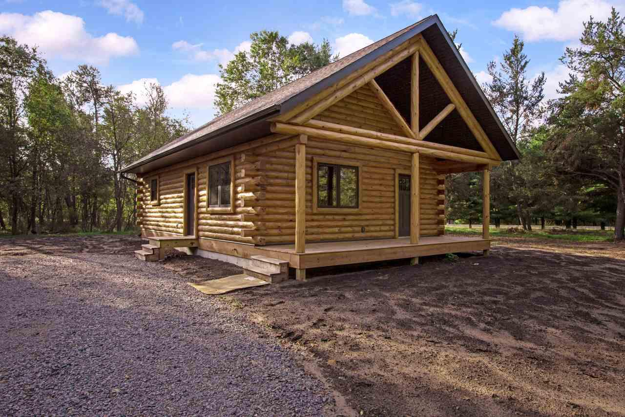 Adams County Wisconsin Log Homes For Sale