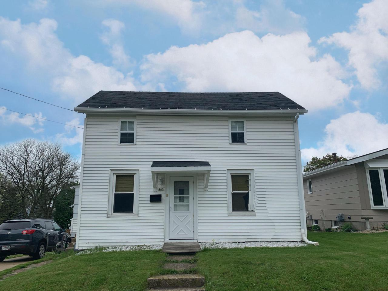 Seller is in the process of having the garage and house roof redone. Priced under assessed value! Why rent when you can own..?? This home features some newer windows, newer flooring, new door, newer counter tops and so much more.  Be ready to be wowed by the gigantic master suite upstairs.  While, this property is considered a 2 Bedroom, it could easily be used as a 3 bedroom with the extra room upstairs.  Need extra storage space?  No problem! Extra large walk in closets and storage areas upstairs.  Enjoy your summers in the mostly fenced in back yard.  Plenty of room to relax or entertain.  Within walking distance to the Mill pond, shopping, parks, and restaurants.   Check this one out, you won't be disappointed.