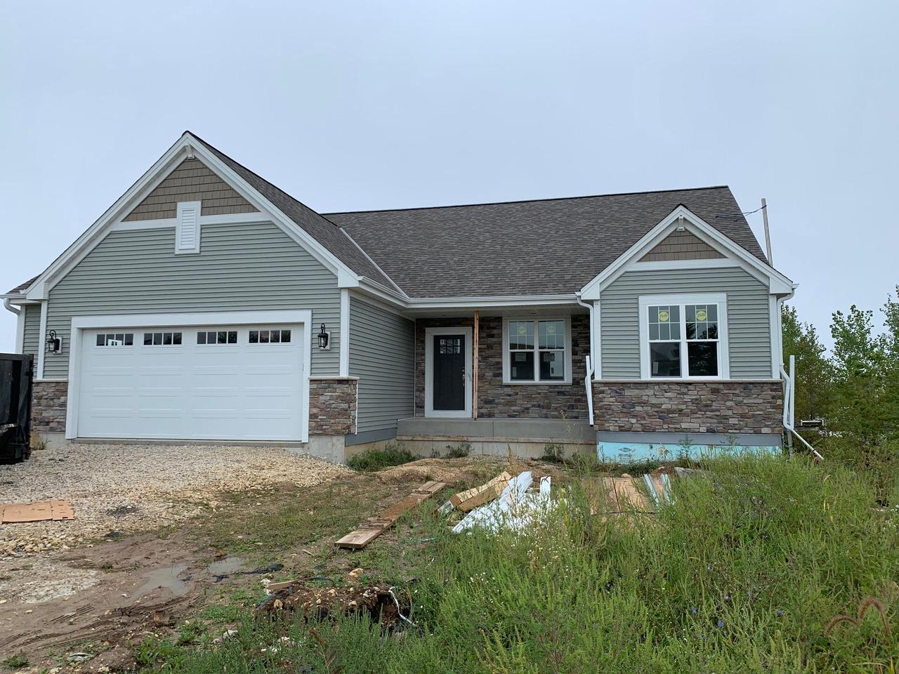 NEW CONSTRUCTION by Stepping Stone Homes. $2500 buyer closing cost credit OR credit towards a patio/deck for an accepted offer by 10/31! This AVERY model is located in  Western Hills. You'll love the open concept with full basement including walk out patio door and full sized windows. Superior quality, 2x6 exterior framing, 8 foot garage door, electric fireplace & more! Lots of upgrades like soft close dovetail cabinetry, quartz/marble counter tops, double sinks in the bathrooms, upgraded flooring throughout and so much more. Don't forget about all the Smart Home Technology, including integrated lighting, door locks, ecobee thermostat, video door bell, Lift Master garage door opener, Samsung Connected Touch Screen Family Hub refrigerator, all of which you can control from your phone! Conc