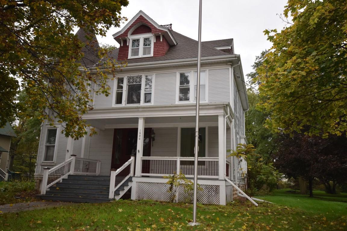 Come see this completely remodeled Queen Anne Victorian located in Kewaskum w spacious wooded back yard that abuts Eisenbahn trial. Home has many upgrades including NEW kitchen with Jennair appliances, Maple cabinets, Corian counter tops in Kitchen and baths, a few new windows, fresh paint, new carpet, refinished wood floors, Insulation, updated electrical (outlet, lighting, wiring & added sub panel to attic) & plumbing (PVC & copper). Also has NEW high efficiency Unico A/C system, furnace is appox. 3.5 years old. Huge master bath added with 2nd floor laundry, soaking tub, beautifully tiled walk in shower and dual sinks. Attic is ready for finishing with heat & air run to it.  Call today!