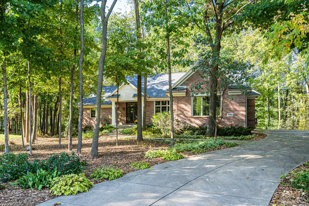 Beautiful custom home on a gorgeous wooded cul de sac lot in highly desired New Berlin location. Large and spacious living areas, open concept kitchen and gorgeous master suite makes this house a home.  Easy access to freeway and to downtown Milwaukee.