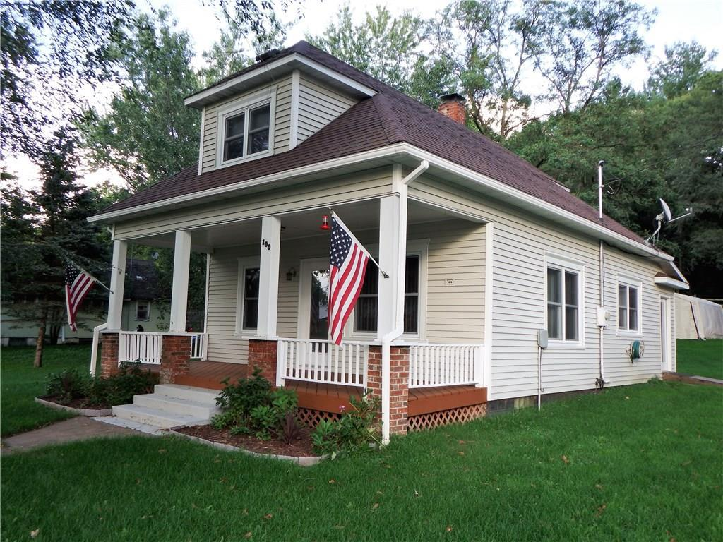This charming home has been rejuvenated and is move in ready for it's next owner. The roof, siding, windows, kitchen and laundry room have been updated and there are hardwood floors throughout the home. There is a nice size family room/kids room/workout area in the basement that adds livable space . The 40'x20' garage has enough room inside for 3-4 vehicles plus has additional overhead storage. The large backyard is perfect for a garden, play area for kids and has space to entertain guests.