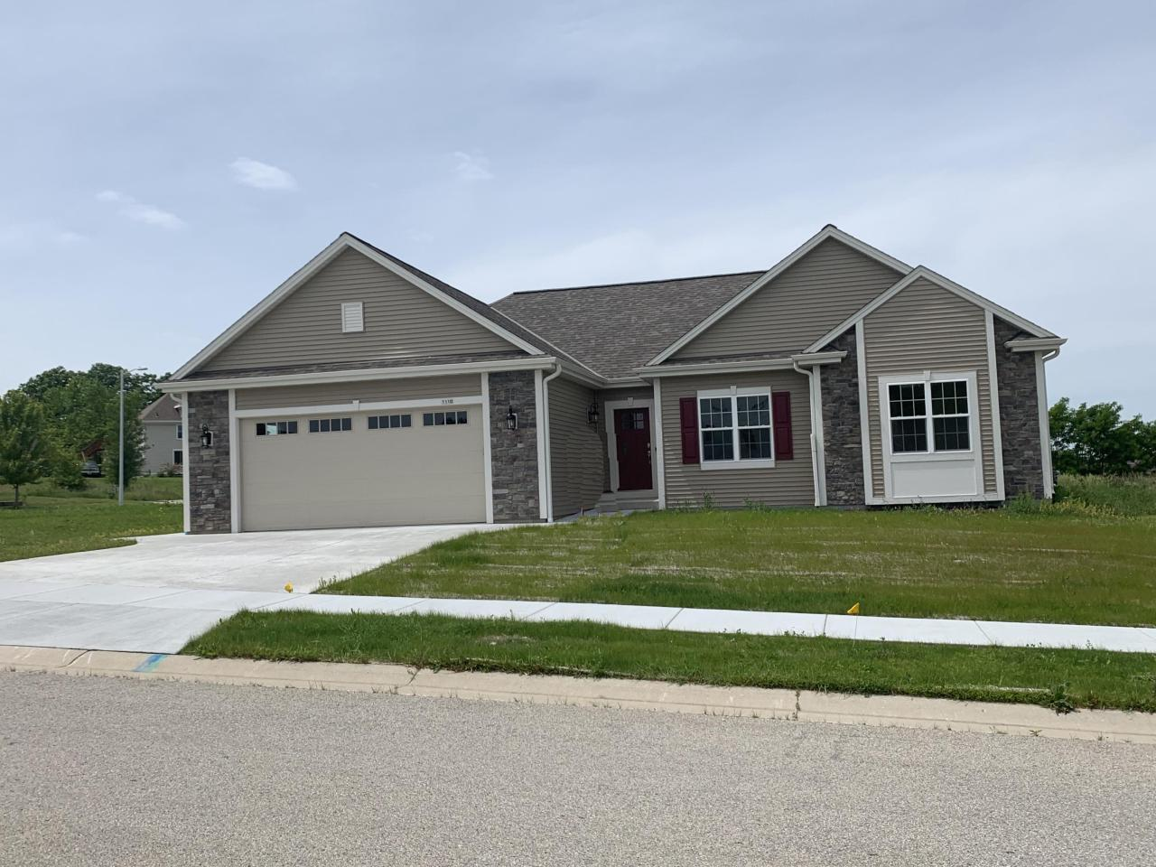 NEW CONSTRUCTION by Stepping Stone Homes. The Emery Model will welcome you with it's open concept. and spacious kitchen. $2500 buyer closing cost credit OR credit towards a patio/deck for an accepted offer by 10/31! This home offers superior quality w/2x6 exterior framing and includes amazing upgrades like soft close dovetail cabinetry, quartz and marble counter tops, double sinks in the bathrooms, upgraded flooring, 8 foot garage doors and more! This home comes equipped with Smart Home Technology, including integrated lighting, door locks, ecobee smart thermostat, video doorbell, Lift Master garage door, all of which you can control from your mobile device!  Look inside your refrigerator while you're at the grocery store!  Make sure your garage door is closed and the lights are off when