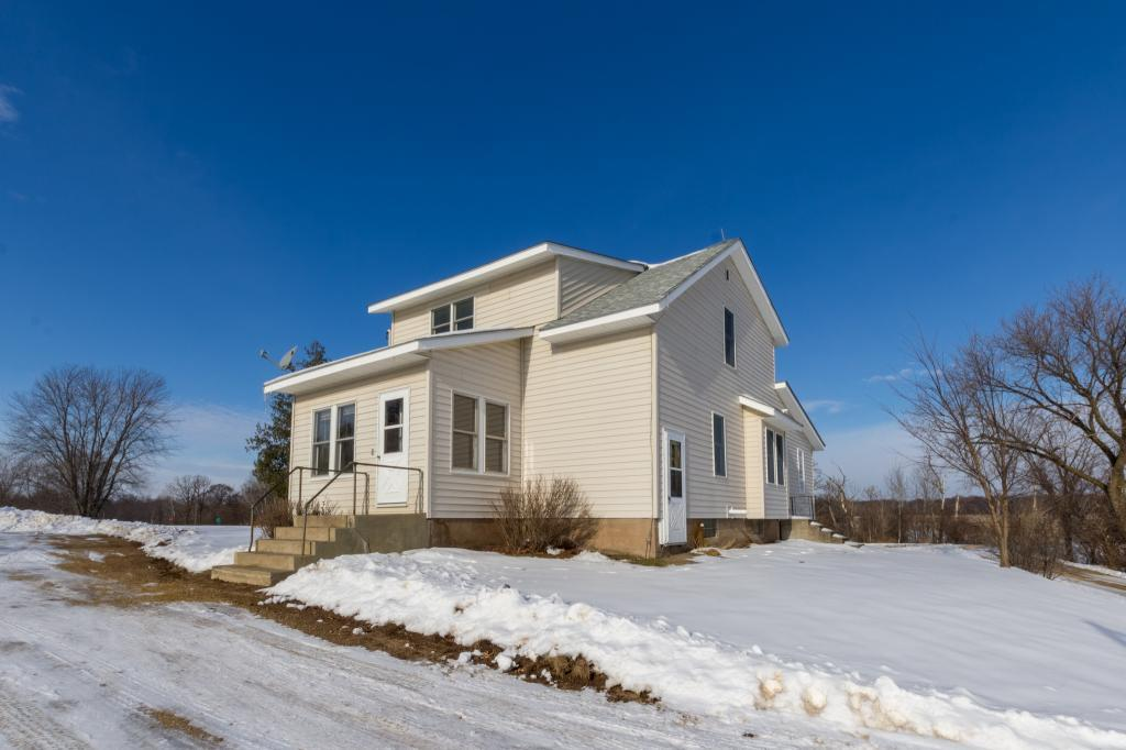 Hobby farm extraordinaire.  3 bedroom, 2 bath home with barn, pole shed, 3+ detached garage, an additional outbuilding, grain bin and silo all on 10.5 beautiful acres.  Brand new septic system installed in October 2019.  Come and take a look at this beautiful property.