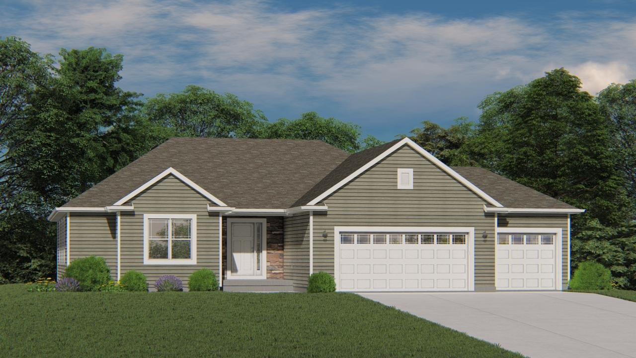 NEW Construction- Ready February 2020! Located in the Partridge Hollow community in Hartford -this beautiful Caspian model has all the amenities you are looking for! Kitchen includes Granite Counter tops, Workspace Island with overhang for seating, and is open to Family Room which has corner Gas FP. Owner's Suite features Box Tray Ceiling, Large Walk-In- Closet, and Double Bowl Vanity. Don't miss out on the opportunity to see everything this new home has to offer